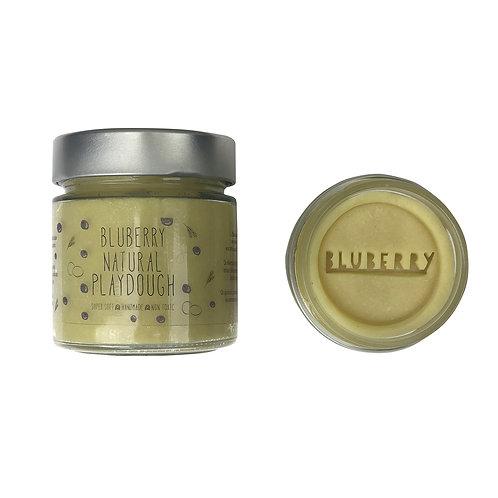 Φυσική Πλαστελίνη Lemon 300g - Bluberry Kidsroom