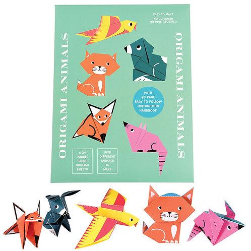 DIY Ζωάκια Origami - Rex London