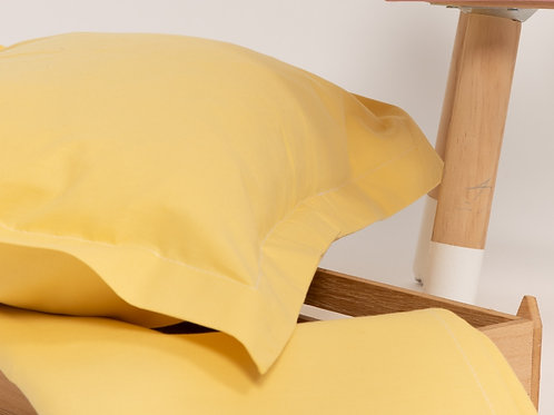 Μαξιλαροθήκη Κούνιας Κίτρινο - Joma Home