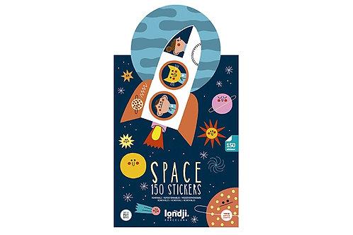 Stickers Διάστημα Ι Londji
