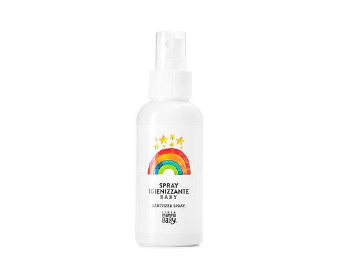 Baby Sanitizer Spray / Αντισηπτικό Χεριών - Linea Mamma Baby
