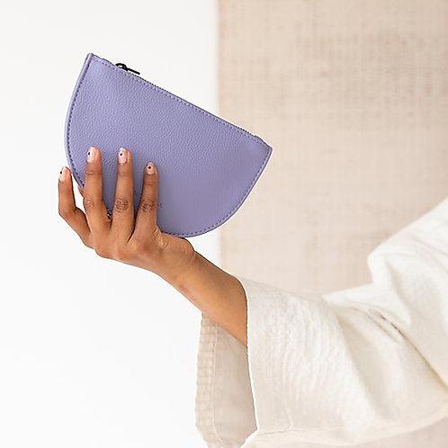 Πορτοφόλι Half Moon Lilac Ι Γυναικεία Αξεσουάρ