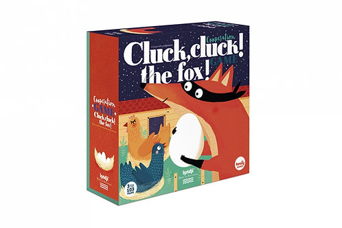 Επιτραπέζιο Cluck Cluck! The Fox! I Londji