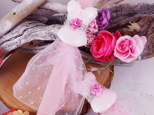 Πασχαλινή Λαμπάδα με Αρωματικό Σαπούνι Κορσές με Τούλι για Κορίτσια