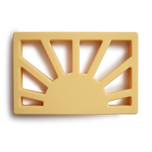 Μασητικό Sun (Muted Yellow) - Mushie