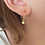 Thumbnail: Σκουλαρίκια Ασύμμετρα / Ήλιος & Σελήνη  - Adorabili Paris
