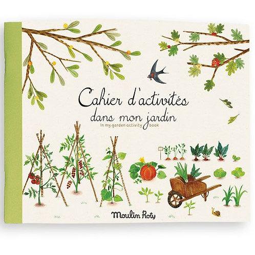 Στον Κήπο / Βιβλίο Δραστηριοτήτων Ι Moulin Roty