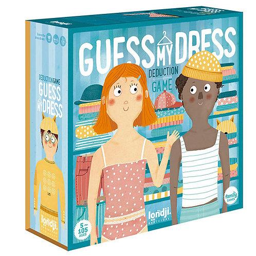Επιτραπέζιο Guess My Dress I Londji