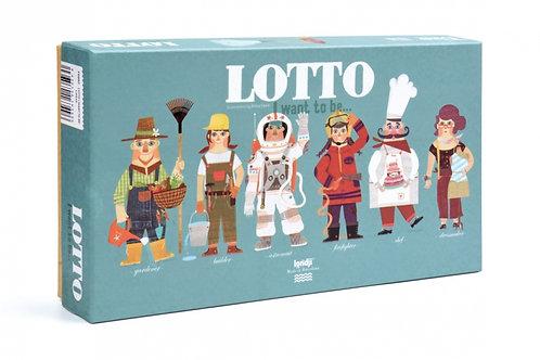 Lotto Θέλω να Γίνω... Ι Londji