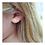 Thumbnail: Σκουλαρίκια Ασύμμετρα / Σελήνη & Πεφταστέρι - Adorabili Paris