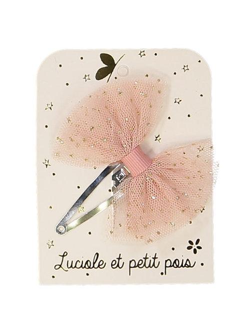 Κλιπ Μαλλιών Tutu Ροζ - Παιδικά Αξεσουάρ