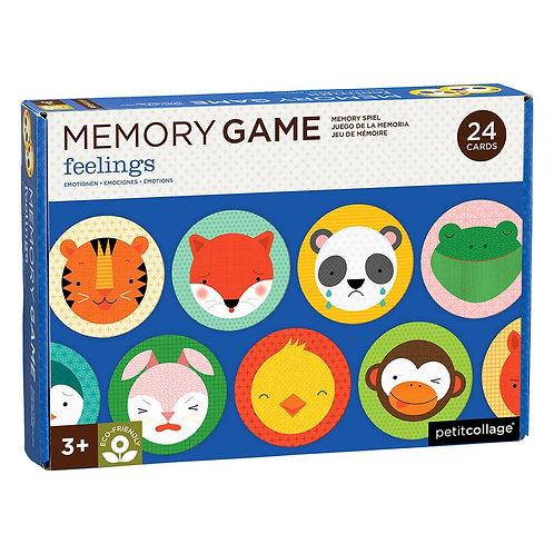 Παιχνίδι Μνήμης Αισθήματα Ι Petit Collage