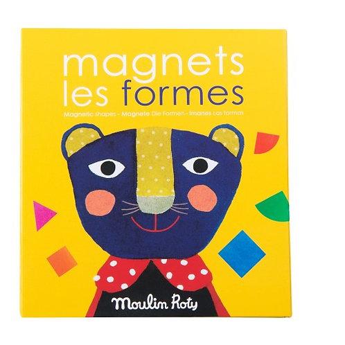 Μαγνητικό Παιχνίδι Σχήματα - Moulin Roty