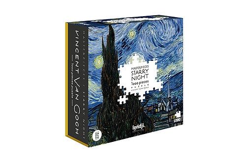 Παζλ Starry Night Van Gogh Ι Londji