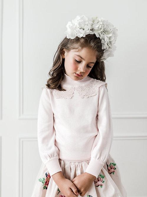 Ροζ Πουλόβερ  Ένδυση για Κορίτσια - Petite Amalie