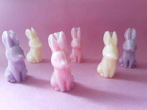 Σαπούνια 3D Πασχαλινά Λαγουδάκια Myamel