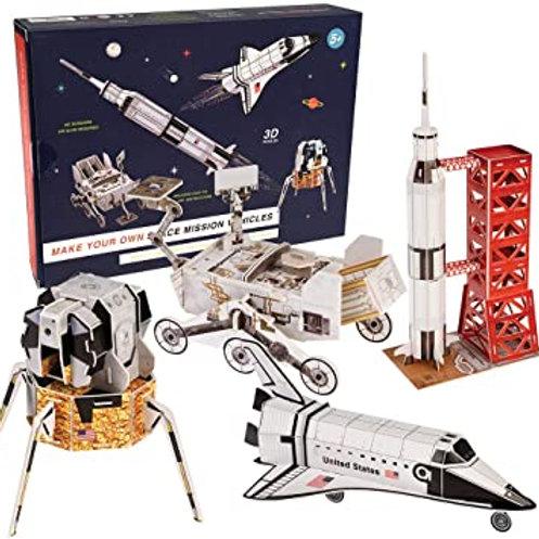 DIY Διαστημικά Οχήματα - Rex London