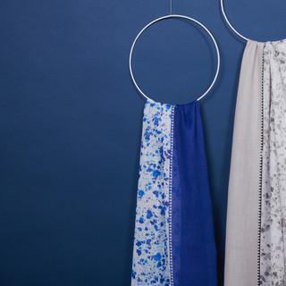 SPRINKLE blue & sage