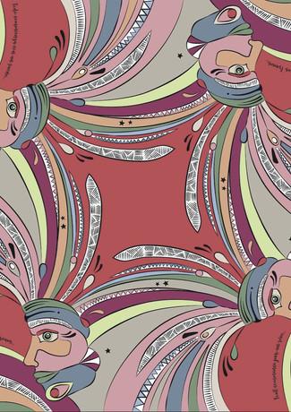 DREAM firesky pattern