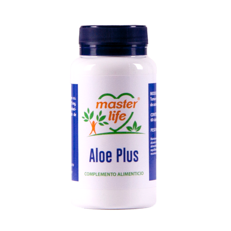 Aloe Plus vientre plano Master Life