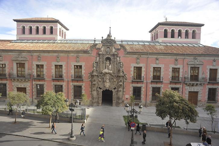 museo de historia de madrid metro tribunal