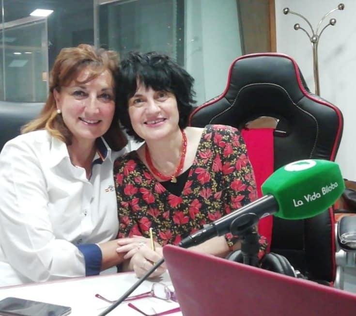 María del Carmen y Nuria LVB 176