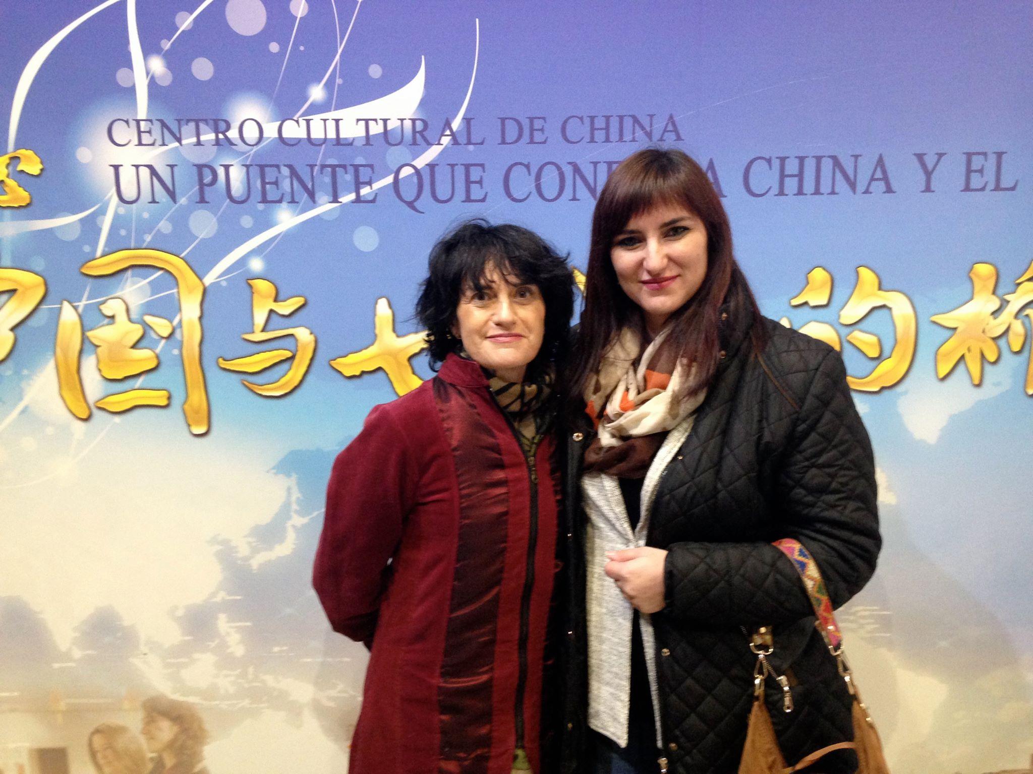 Olga neto Nuria Lorite libros China