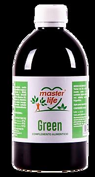 Master Life Green Madera Hígado Vesícula Biliar Lorite
