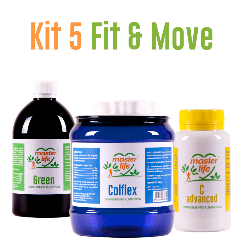 Kit 5 Fit and Move