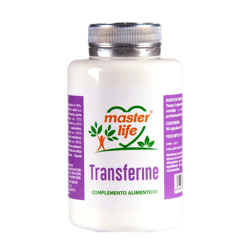 Transferine control central Master Life