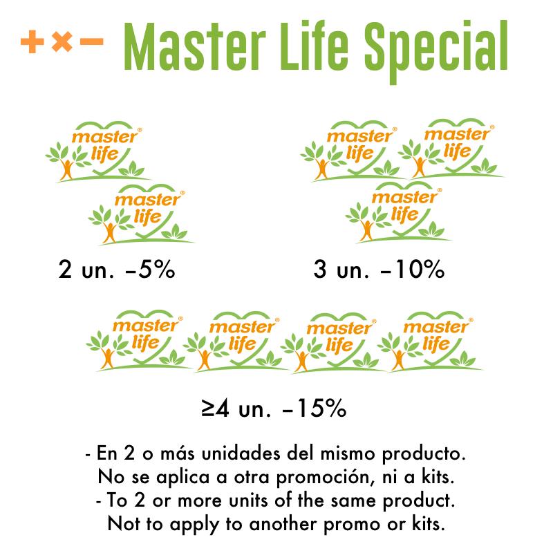 oferta productos master life nuria lorite