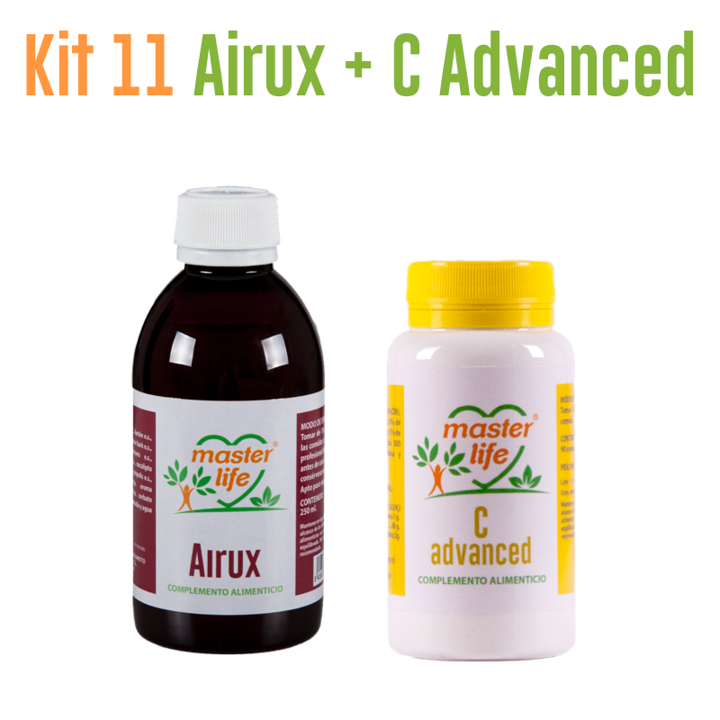 Kit 11 Airux C Advanced