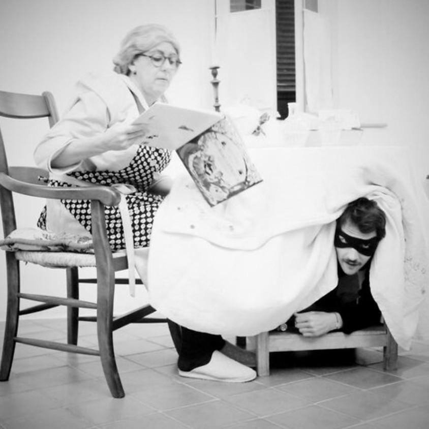Lladre de memòries - Mostra de teatre amb família