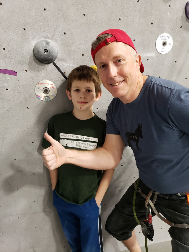Regina Climbing Centre // Business Nominee