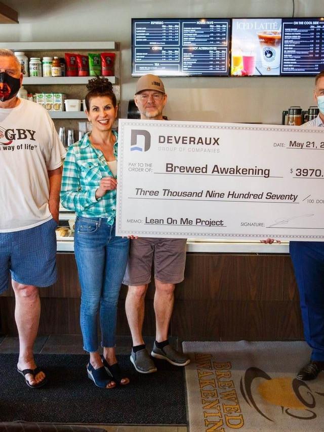 Karl Fix & Brewed Awakening // Business Nominee