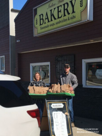 Indian Head Bakery // Business Nominee