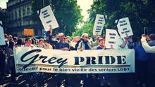 GreyPRIDE : collectif pour le bien-vieillir des senior.e.s LGBT+.