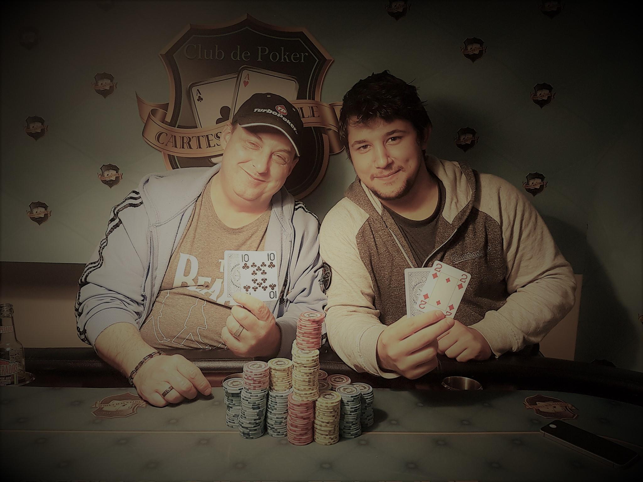 Gilou682 et Mike
