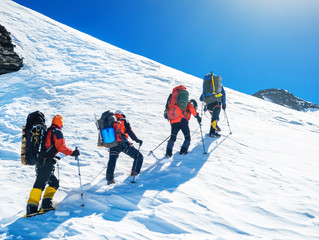 Climbing Mount Everest With a Team Who Failed Me