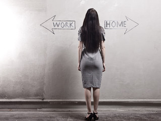 Work  Life v. Home Life: What Gets Priority?