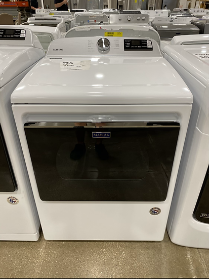 Maytag 7.4 Cu. Ft. Electric Dryer White - 52999