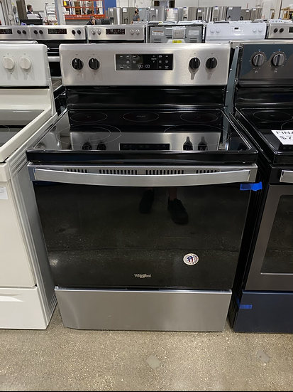 Whirlpool 5.3 Cu. Ft. Electric Range Stainless Steel - 46425