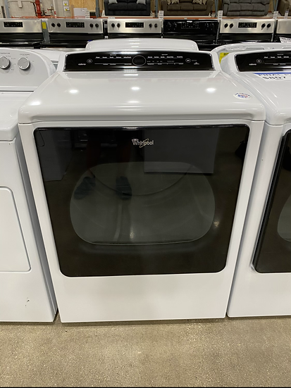 Whirlpool 8.8 Cu. Ft. Gas Dryer White - 52993