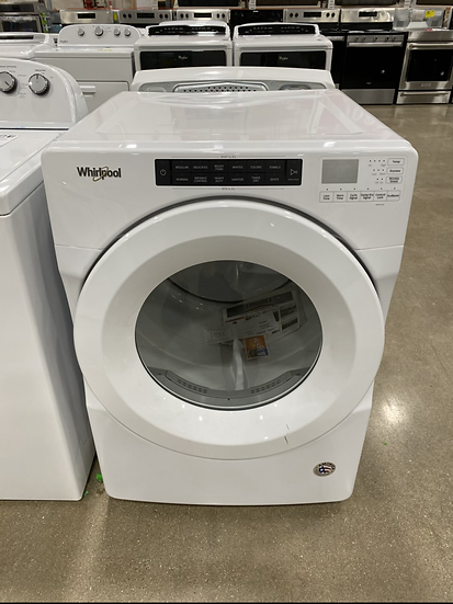 Whirlpool 7.4 Cu. Ft. Electric Dryer White - 53002