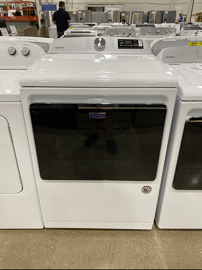 Maytag 7.4 Cu. Ft. Electric Dryer White - 52995