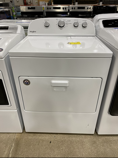 Whirlpool 7.0 Cu. Ft. Electric Dryer White - 53042