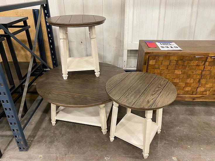 Ashley Bolanbrook Occasional Table Set