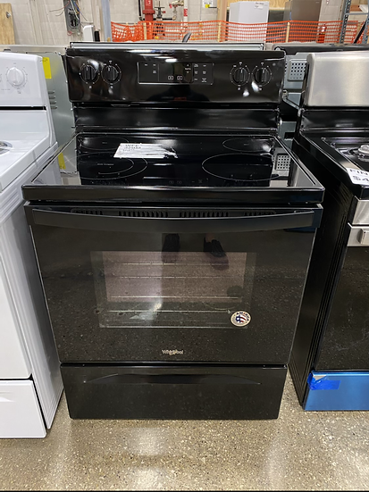 Whirlpool 4.8 Cu. Ft. Electric Range Stainless Steel - 53017