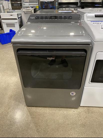 Whirlpool 7.4 Cu. Ft. Electric Dryer Chrome Shadow - 53003