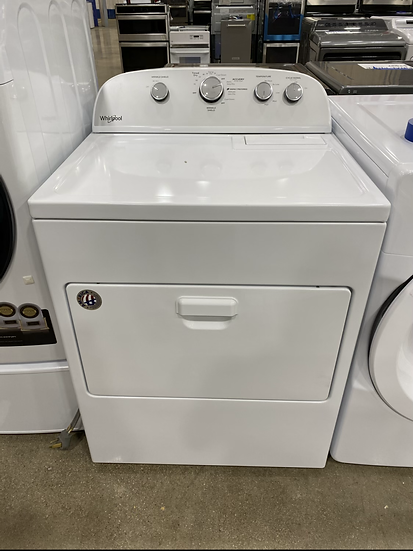 Whirlpool 7.0 Cu. Ft. Electric Dryer White - 53043
